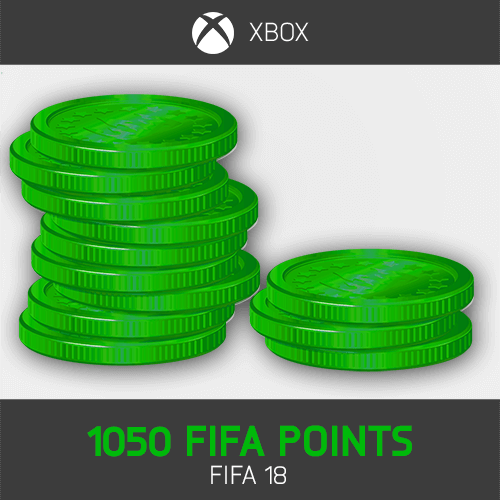 1050 FIFA Points Xbox FIFA 18