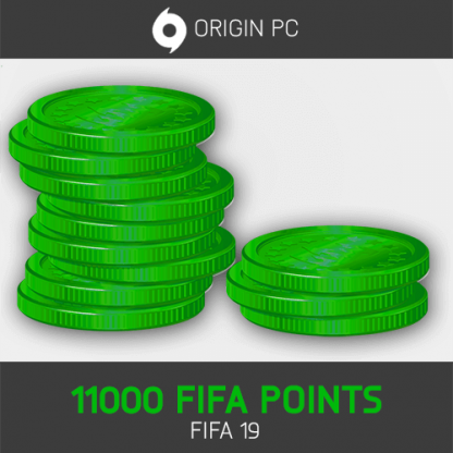 11000 fifa points fifa 19 PC