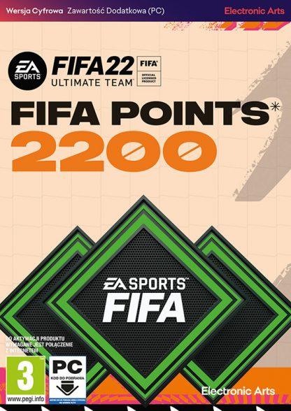 2200 FIFA Points FIFA 22