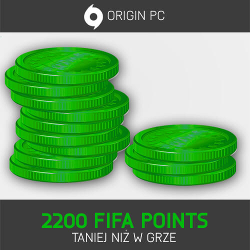 2200 FIFA Points PC