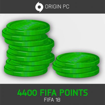 4400 FIFA Points PC