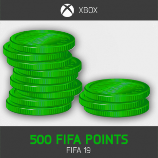 500 fifa points fifa 19 Xbox One