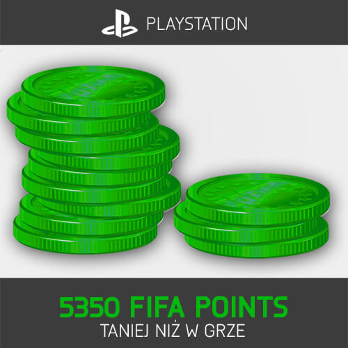 5350 FIFA Points Playstation