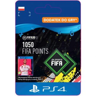 FIFA 20 1050 FIFA Points PS4