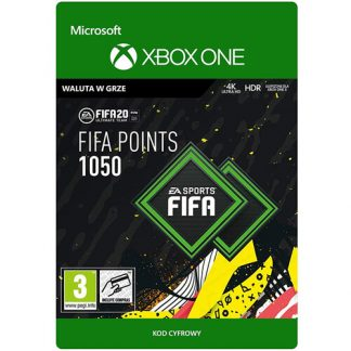 FIFA 20 1050 FIFA Points Xbox One