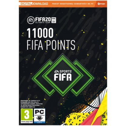 FIFA 20 11000 Points PC Origin