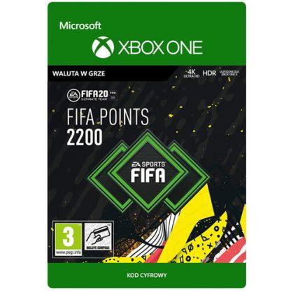 FIFA 20 2200 FIFA Points Xbox One