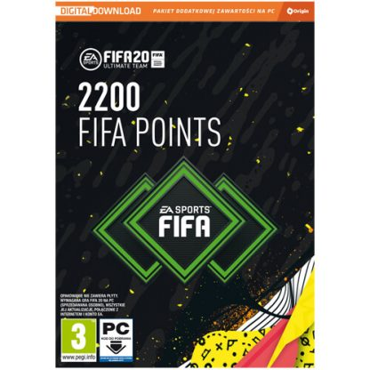 FIFA 20 2200 Points PC Origin