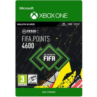 FIFA 20 4600 FIFA Points Xbox One