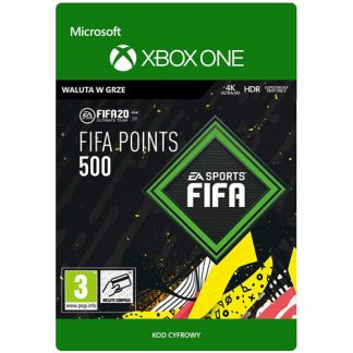 FIFA 20 500 FIFA Points Xbox One