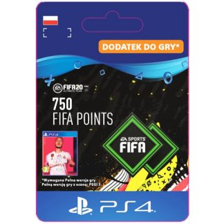 FIFA 20 750 FIFA Points PS4