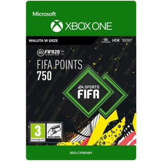 FIFA 20 750 FIFA Points Xbox One