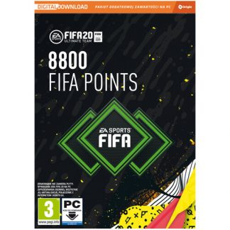 FIFA 20 8800 Points PC Origin