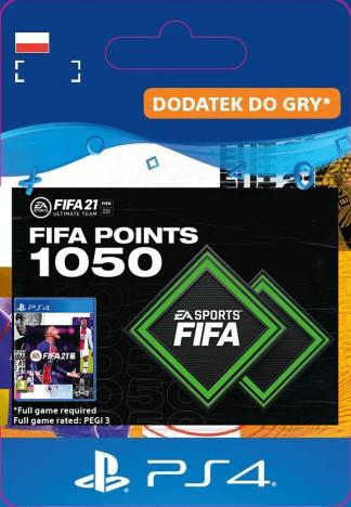 fifa 21 1050 points