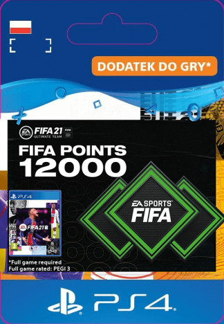 fifa 21 12000 points