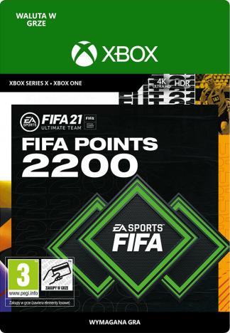 fifa 21 2200 fifa points