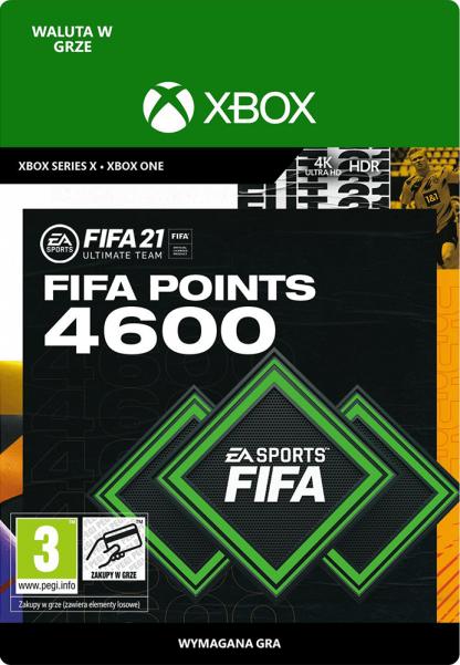 fifa 21 4600 fifa points