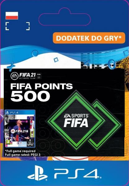 fifa 21 500 points