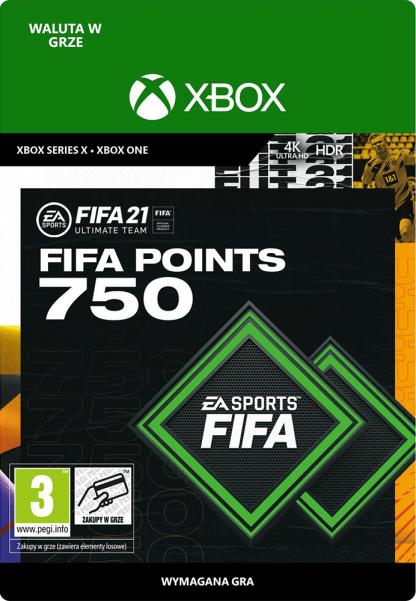 fifa 21 750 fifa points
