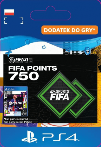fifa 21 750 points