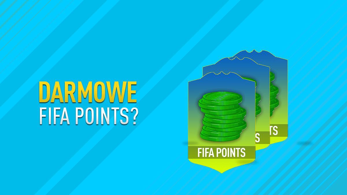 darmowe FIFA Points