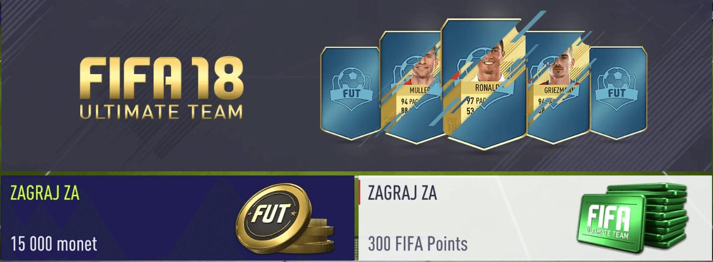FIFA Points FIFA 18 Xbox