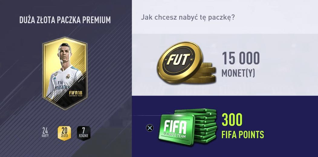 FIFA Points FIFA 18