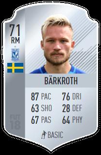 Bärkroth FIFA 18