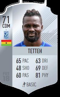 Tetteh FIFA 18