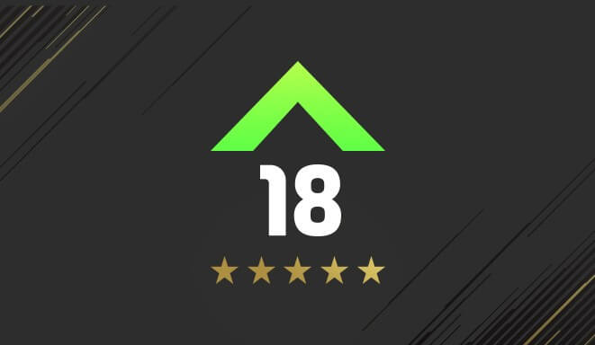 ulepszenia słabszej nogi FIFA 18