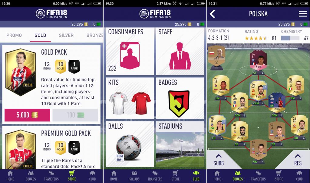 companion app
