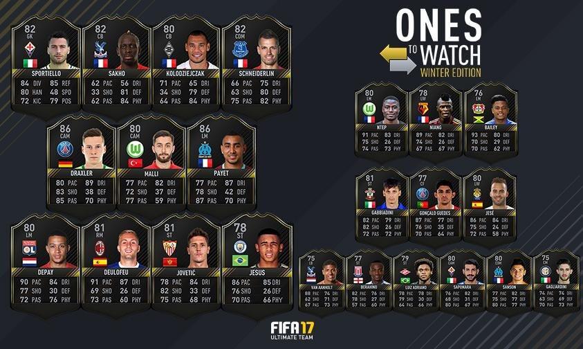 FIFA 17 zimowe OTW