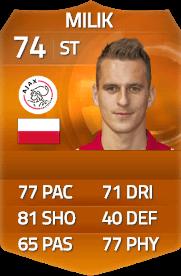 Milik FIFA 15 MOTM