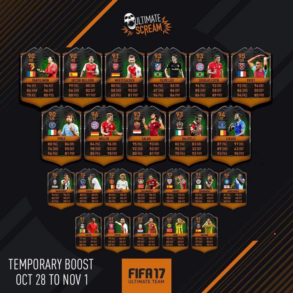 Ultimate Scream FIFA 17
